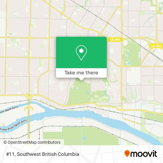 #11 map