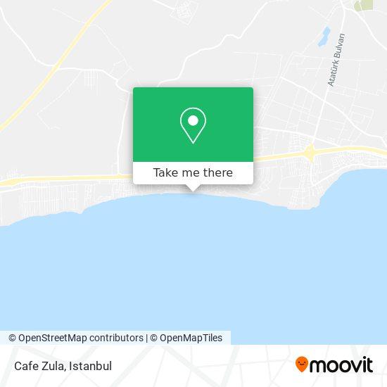 Cafe Zula Karte