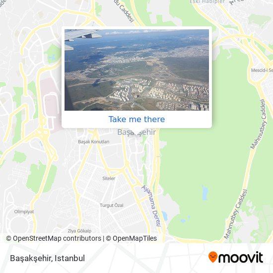 Başakşehir Karte