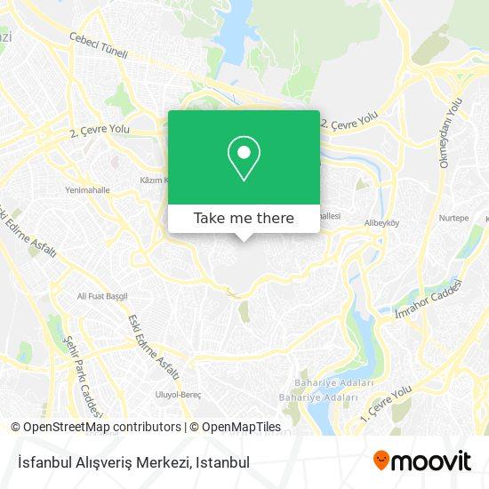 İsfanbul Alışveriş Merkezi Karte
