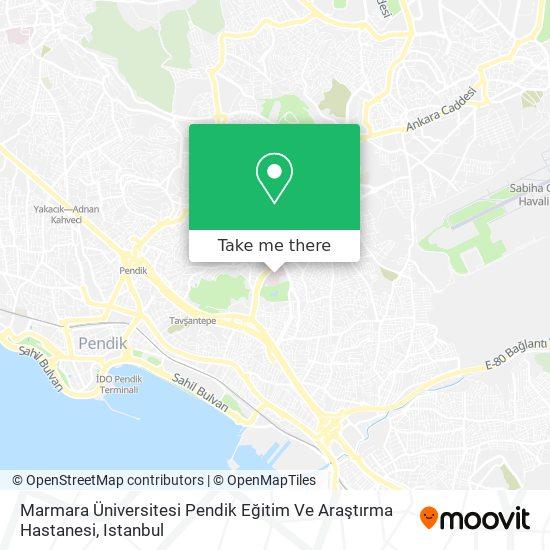 Marmara Üniversitesi Pendik Eğitim Ve Araştırma Hastanesi Karte
