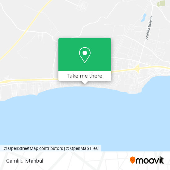 Camlik Karte