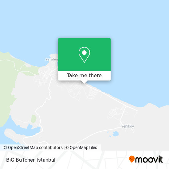 BiG BuTcher Karte