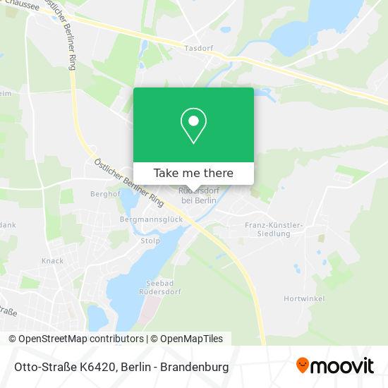 Otto-Straße K6420 map