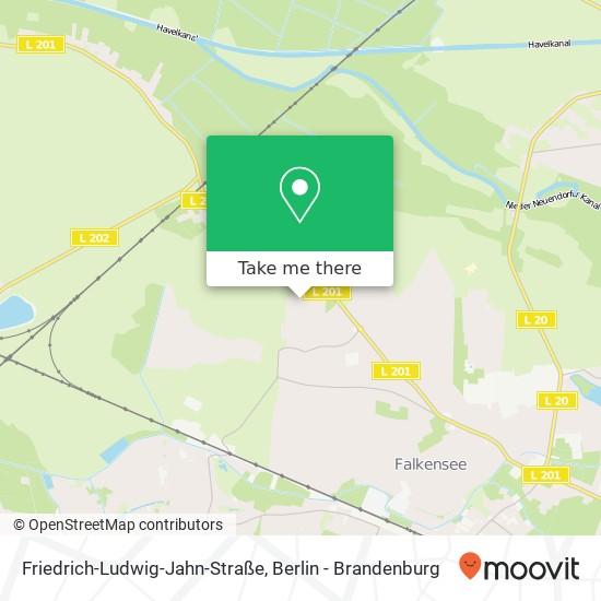 Friedrich-Ludwig-Jahn-Straße map