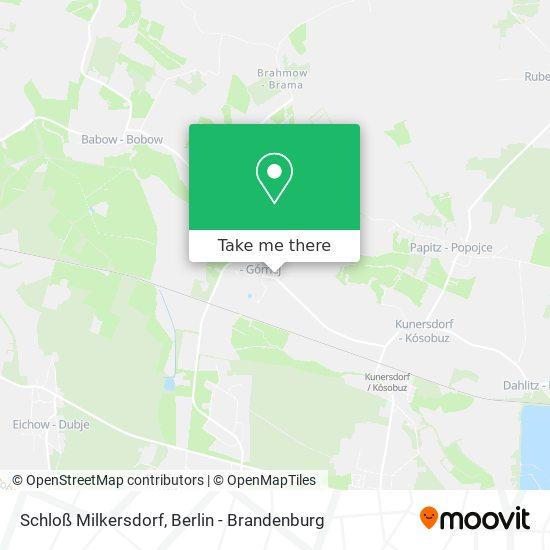 Milkersdorf schloss Before you