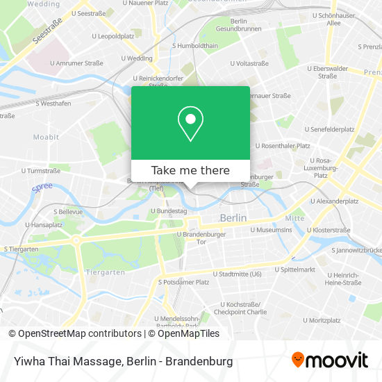 Thai massage berlin marzahn