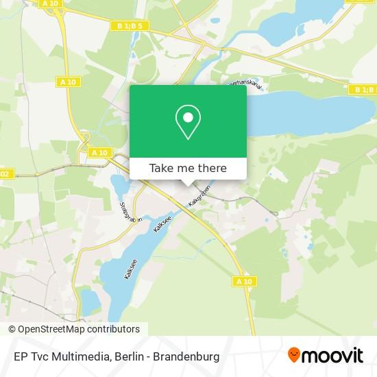 Mapa EP Tvc Multimedia