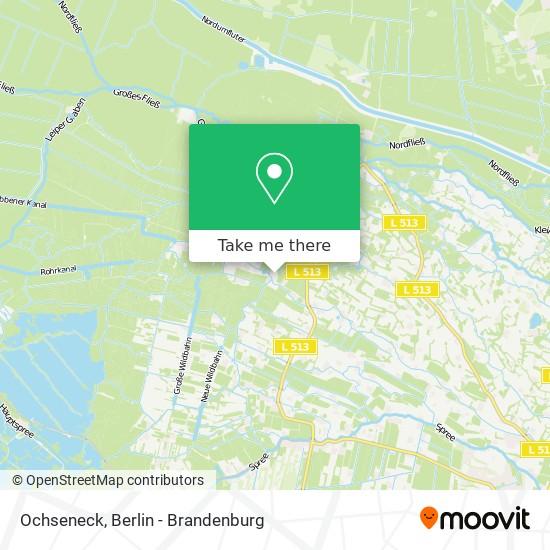 Карта Ochseneck