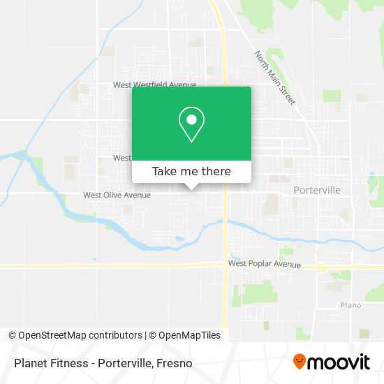 How To Get To Planet Fitness Porterville In Porterville By Bus Moovit