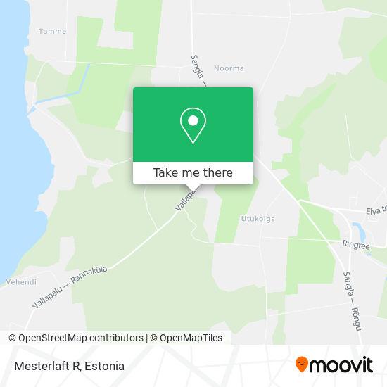 Mesterlaft R map