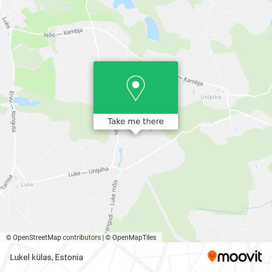 Lukel külas map