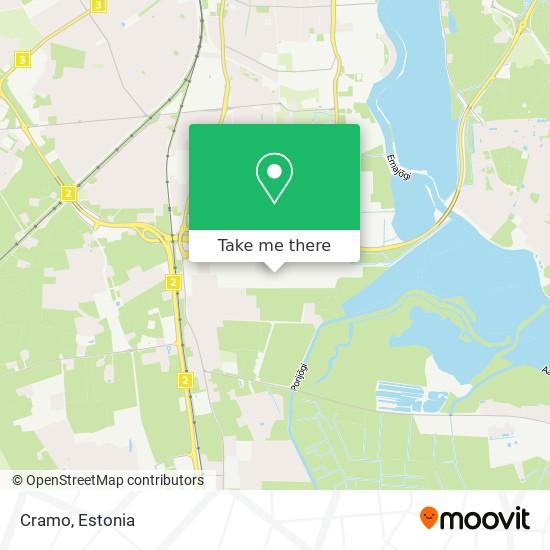 Cramo map