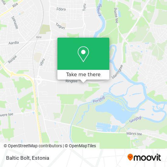 Baltic Bolt map