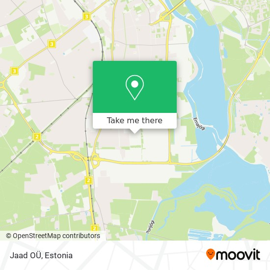 Jaad OÜ map
