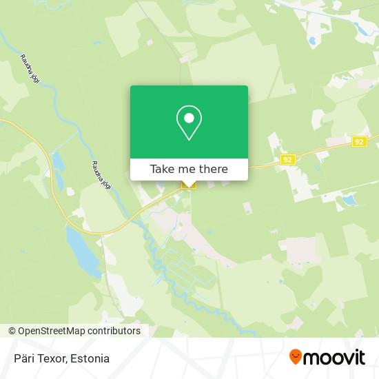 Päri Texor map