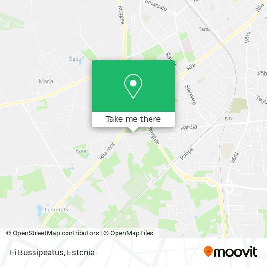 Fi Bussipeatus map