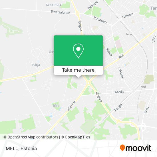 MELU map