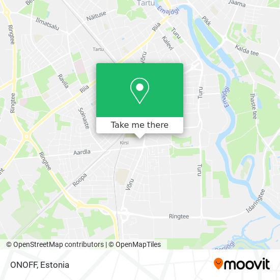 ONOFF map