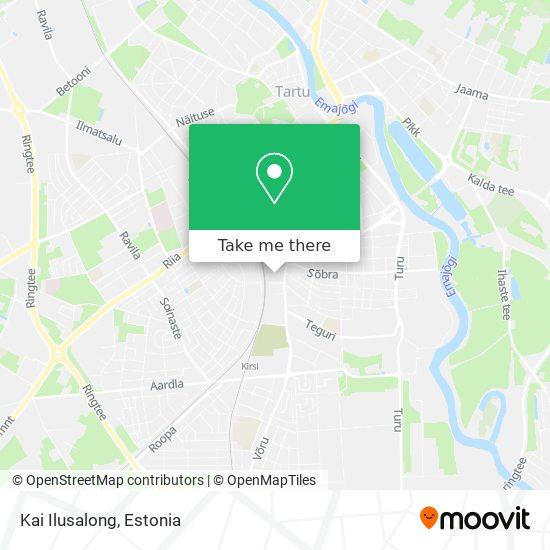 Kai Ilusalong map