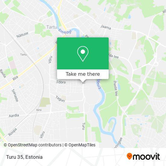 Turu 35 map