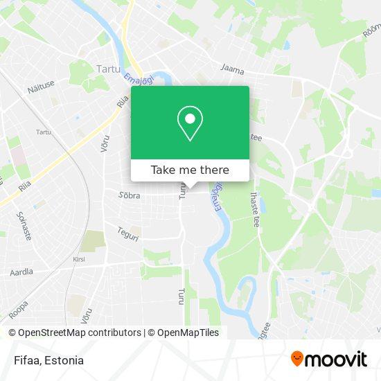 Fifaa map
