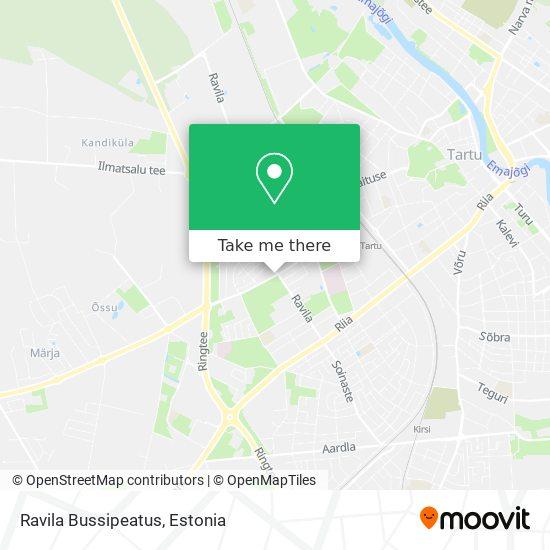 Ravila Bussipeatus map