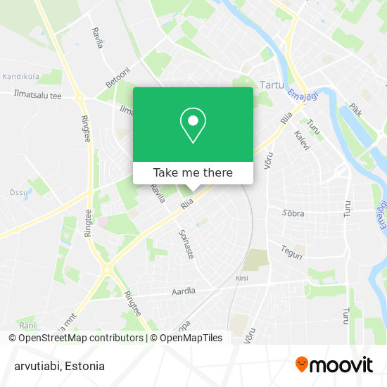arvutiabi map