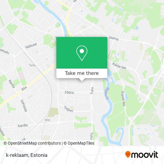 k-reklaam map