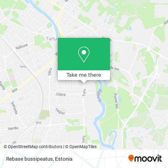 Rebase bussipeatus map