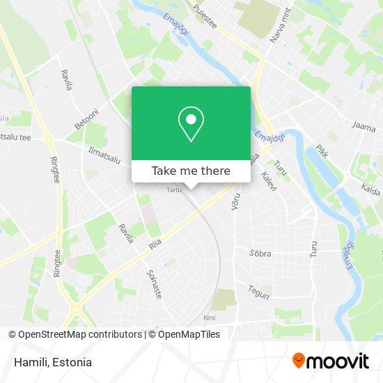 Hamili map