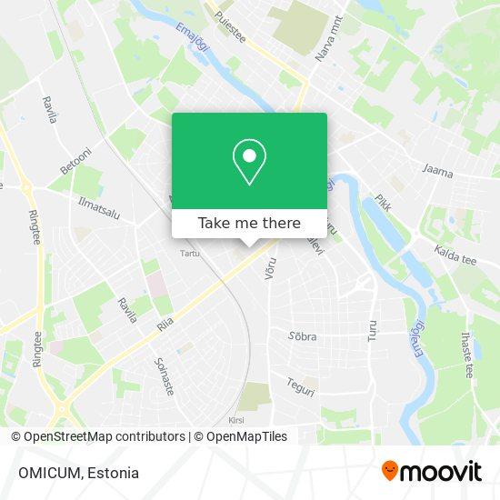 OMICUM map