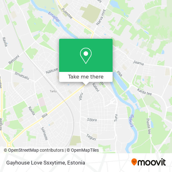 Gayhouse Love Ssxytime map