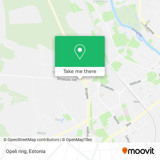 Opeli ring map
