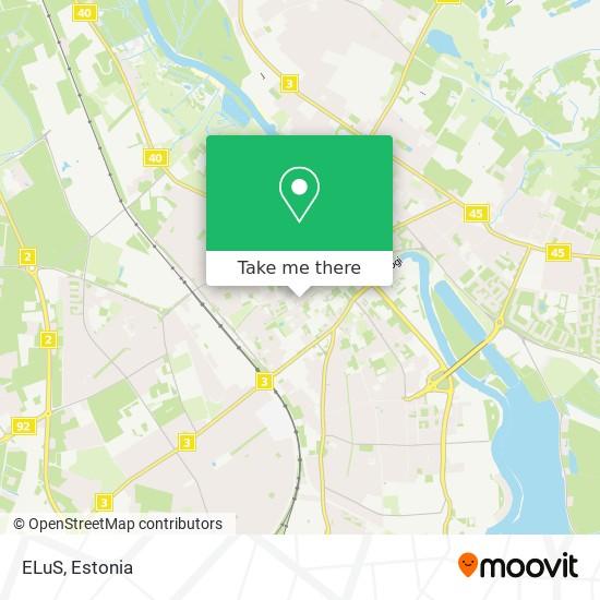 ELuS map