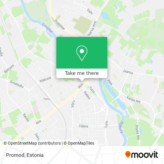 Promod map