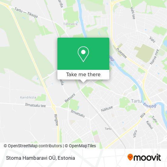 Stoma Hambaravi OÜ map