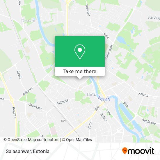 Saiasahwer map