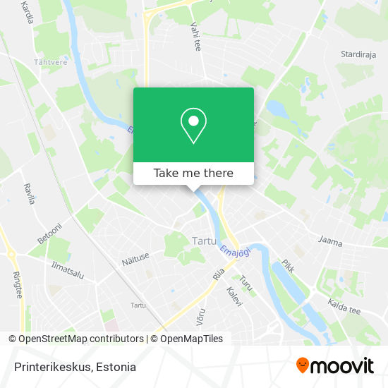 Printerikeskus map