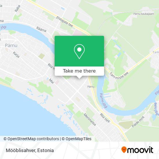 Mööblisahver map