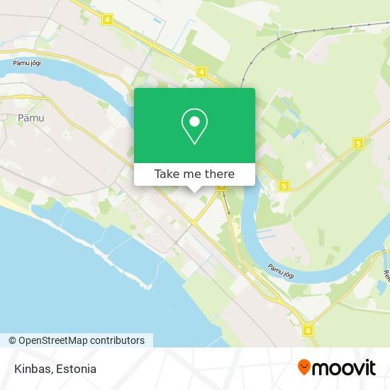Kinbas map