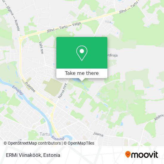 ERMi Viinaköök map