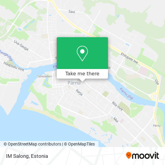 IM Salong map