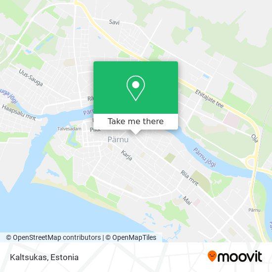 Kaltsukas map