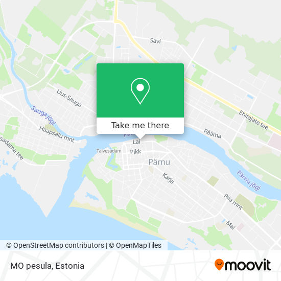 MO pesula map