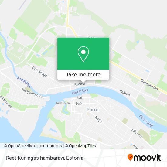 Reet Kuningas hambaravi map