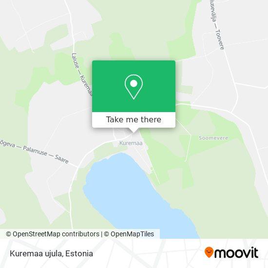 Карта Kuremaa ujula