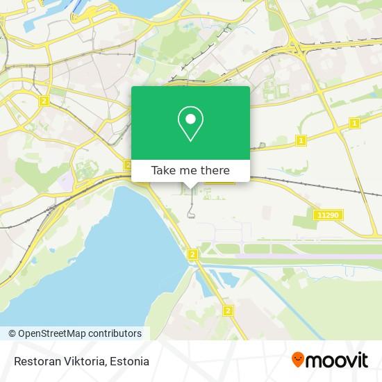 Restoran Viktoria map