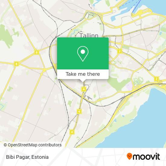 Bibi Pagar map
