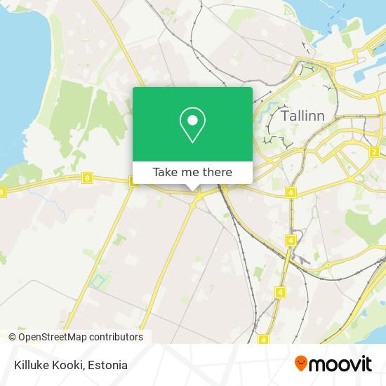 Killuke Kooki map